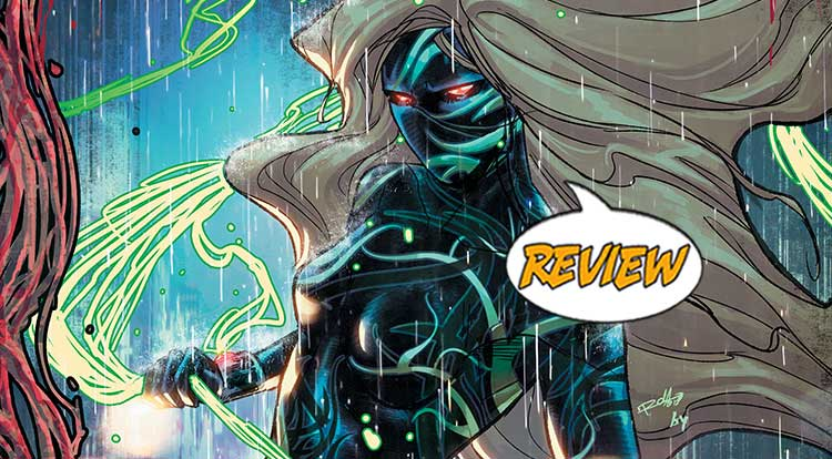 Witchblade #9 Review