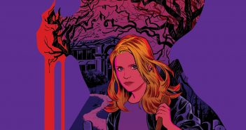 Buffy the Vampire Slayer #2 variant cover by Audrey Mok