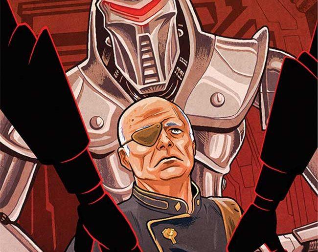 Battlestar Galactica: Twilight Command
