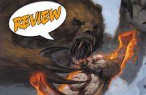 God of War #1 Review