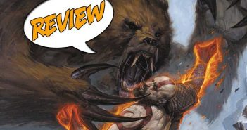 God of War #1 Review