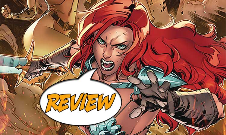 Red Sonja #23 Review