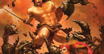 Conan Avengers: No Road Home