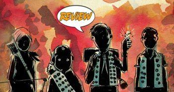 Black Badge #5 Review