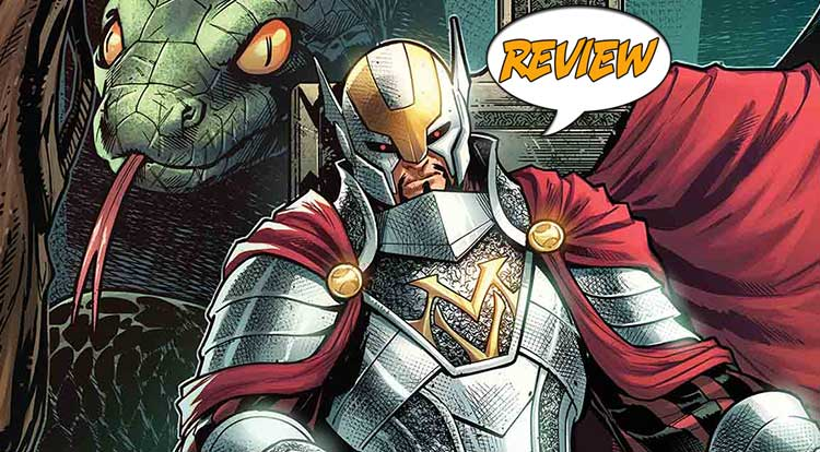 Champions #27 Review