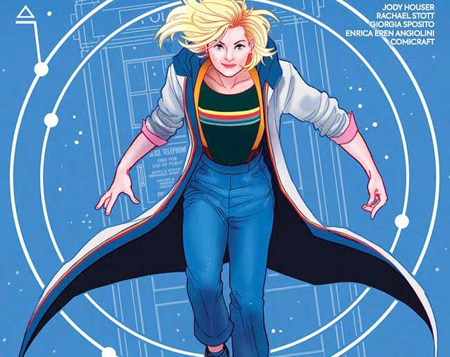 Doctor Who: Thirteenth Doctor #2