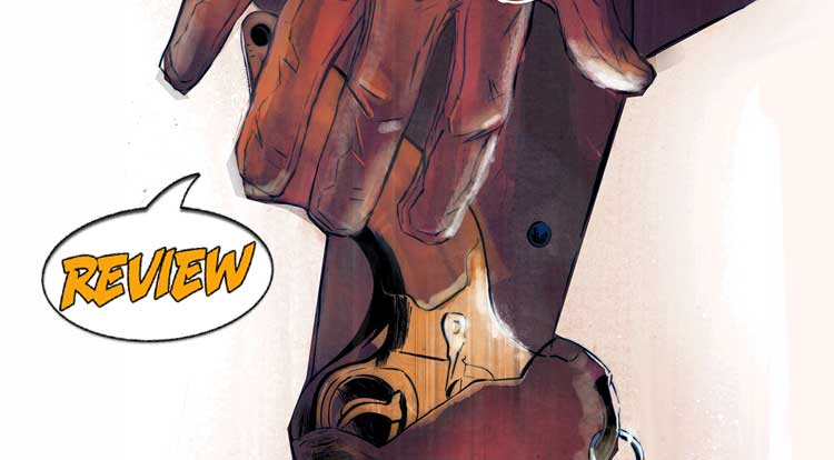 Firefly #2 Review