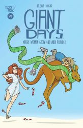 Giant Days: Where Women Glow and Men Plunder #1