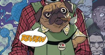 Grumble #1 Review