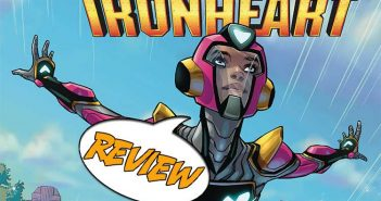 Ironheart #1 Review