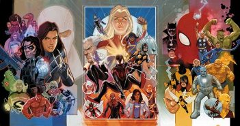 Phil Noto Variant Covers