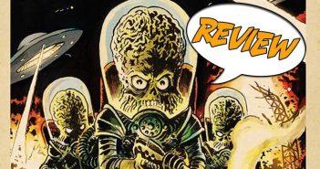 Mars Attacks #3 Review