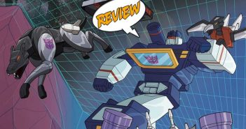 Star Trek Vs Transformers #3 Review