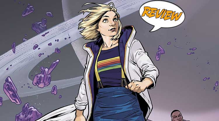 Doctor Who: The Thirteenth Doctor #3 Review