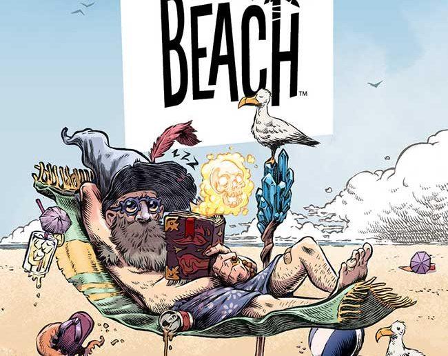 Wizard Beach #1