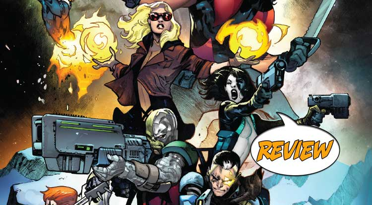 X-Force #1 Review