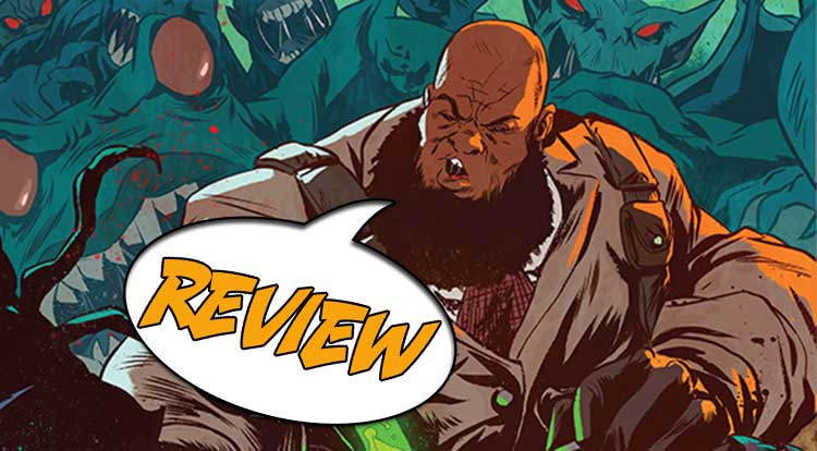 Bitter Root #2 Review