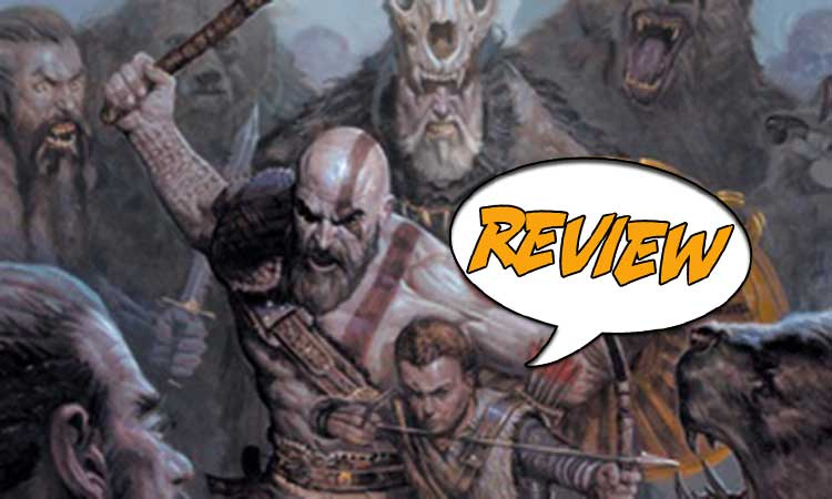 God of War #2 Review