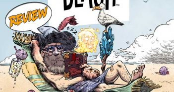 Wizard Beach #1 Review
