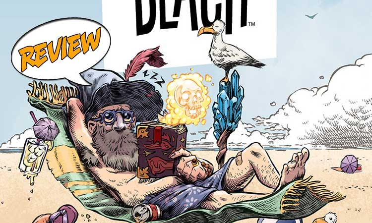Wizard Beach #1 Review
