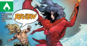 Aquaman #44 Review