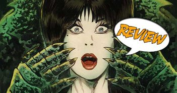 The Shape of Elvira #1 Review