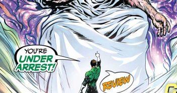 Green Lantern #3 Review