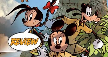 Mickey Mouse and the Fire Eye of Atlantis Review