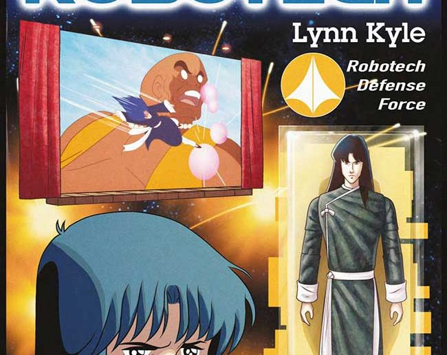 Robotech #16