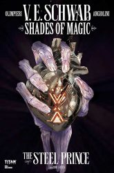 Shades of Magic: The Steel Prince #4