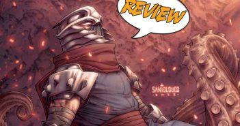 Shredder in Hell #1 Review