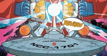 Star Trek Vs. Transformers #4 Review