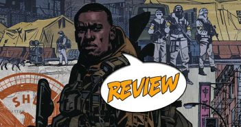Tom Clancy's The Division: Extremis Malis #1 Review