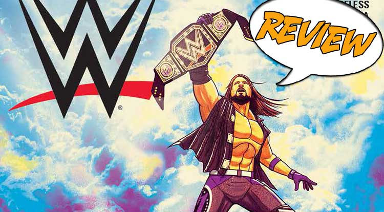 WWE #24 Review