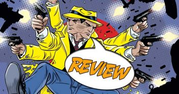 Dick Tracy: Dead or Alive #3 Reivew