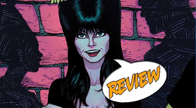 Elvira Mistress of the Dark #4