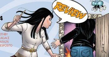 Exorsisters #4 Review