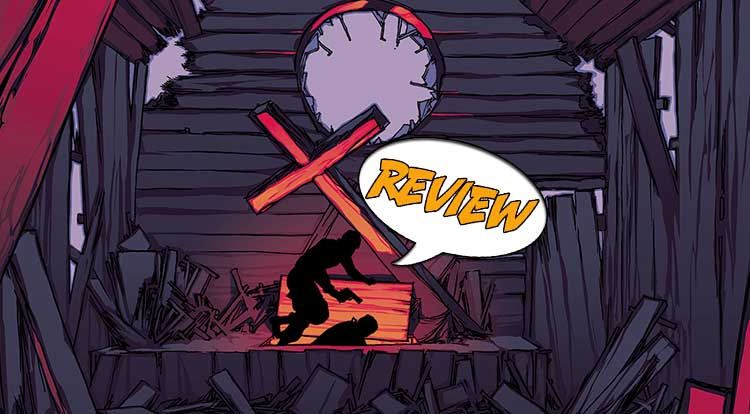 The Whispering Dark #3 Review