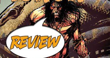 Turok #1 Review