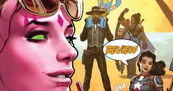 Exiles #12 Review