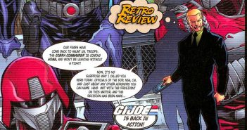 G.I. Joe #1 Review