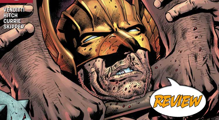 Hawkman #9 Review
