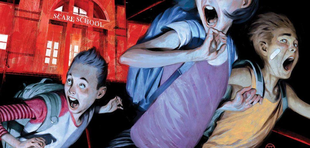 R.L. Stine's Just Beyond: Scare School