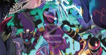 Mighty Morphin Power Rangers #36