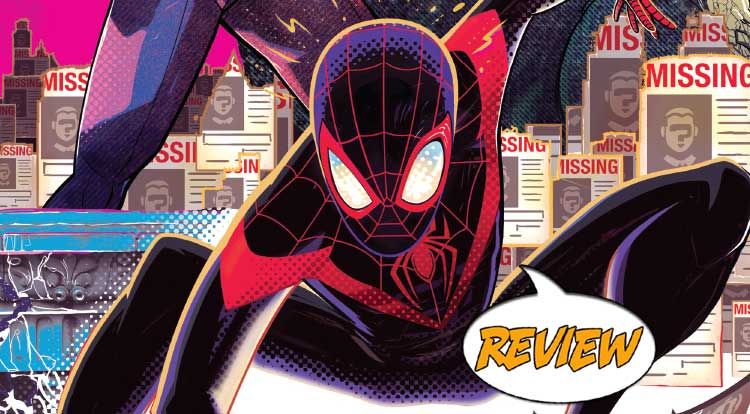 Miles Morales: Spider-Man #3 Review