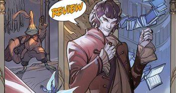 Oberon #1 Review
