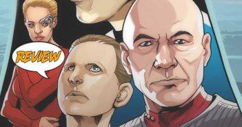 Star Trek: The Q Conflict #1 Review