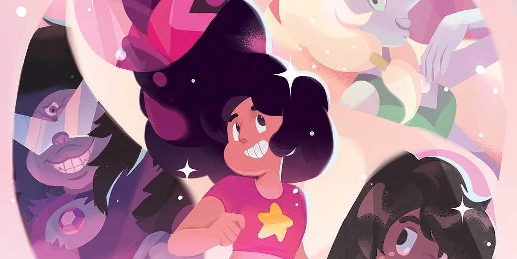 Steven Universe: Fusion Frenzy #1