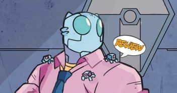 Atomic Robo Dawn of a New Era #2 Review