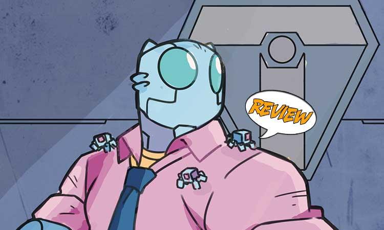 Atomic Robo Dawn of a New Era #2 Review